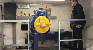 réalisation d'un controle technique ascenseur obligatoire par A2C Contrôle