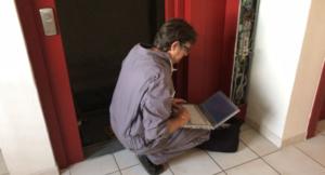 Inspection d'un ascenseur pour la vérification périodique obligatoire