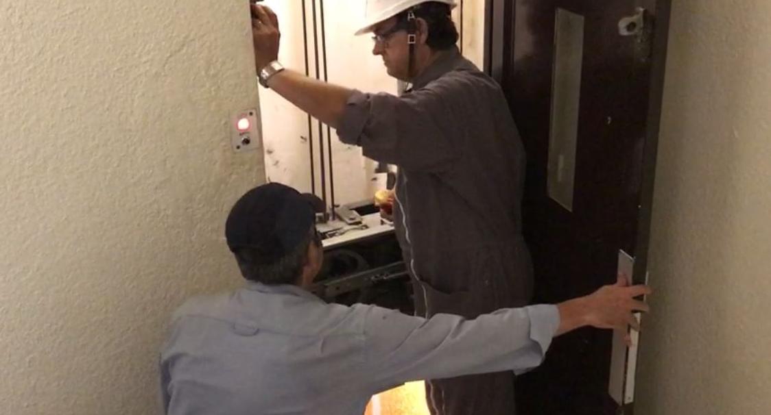 Réalisation d'un état des lieux ascenseur par A2C Contrôle