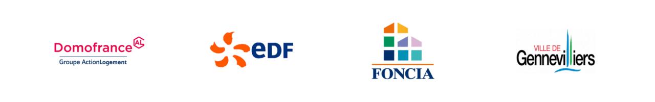 logos clients du bureau de controle amiante