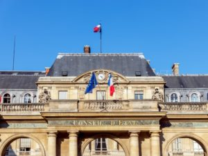 Conseil d'état français avis sur le certification amiante des diagnostiqueurs